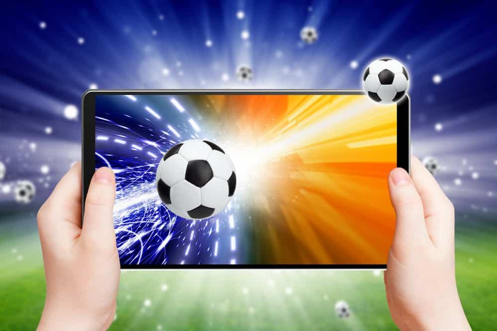 Stream sport online via nettet