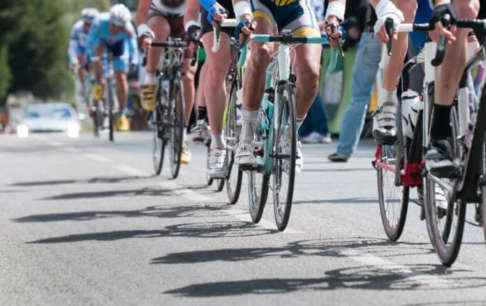 Professionelt cykelløb