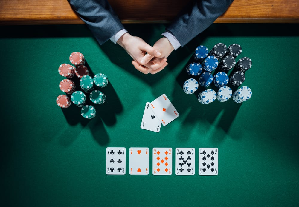 De mulige træk i poker
