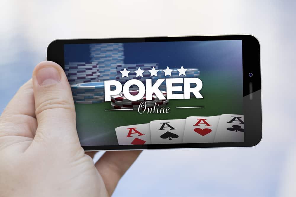 spil poker fra mobilen